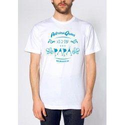 """Camiseta """"Adivina quién va a ser Papá"""""""