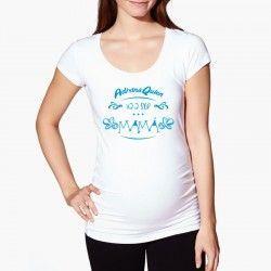 """Camiseta """"Adivina quién va a ser Mamá"""""""