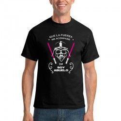 "Camiseta ""De camino futuro Rock Star"""