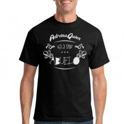 """Camiseta """"Adivina quién va a ser Abuelo"""""""