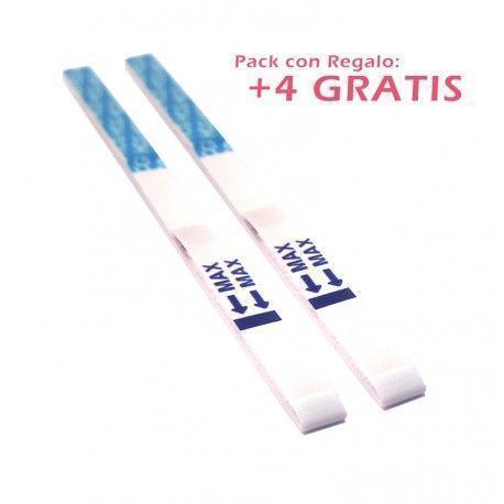 Pack con regalo: 30 test de embarazo + 4 test de embarazo GRATIS + Envio GRATIS