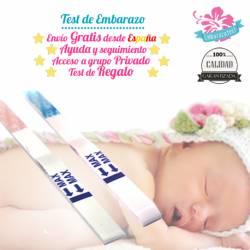 ✅ Test de Embarazo 1 + Test de Ovulación 2 + 1 Regalo, Envío GRATIS ✅