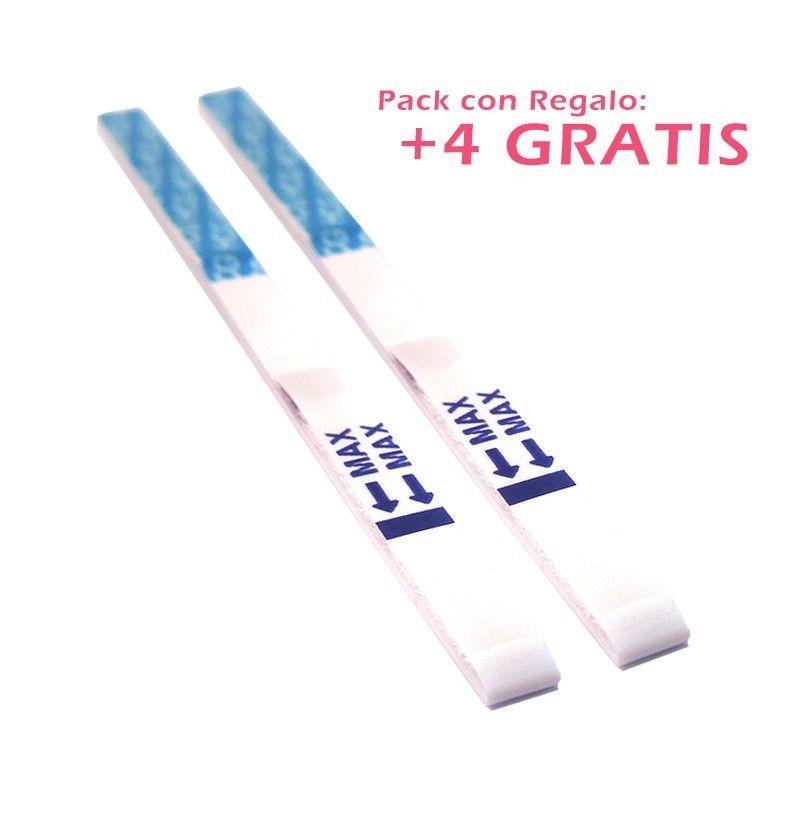 Embarazo Primeros Sintomas - 30 Test de embarazo + 4 Test Gratis