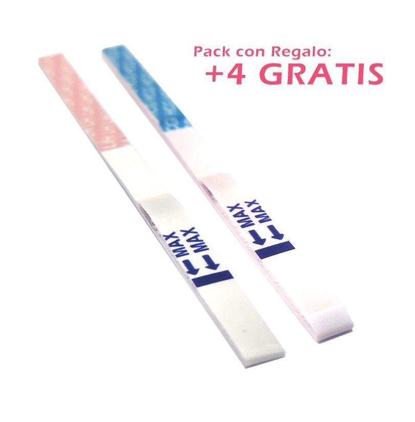 ✅ Test de Embarazo 10 + Test de Ovulación 20 + 4 Regalo, Envío GRATIS ✅ test de ovulacion como funciona